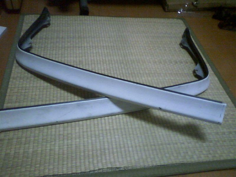 コロナトヨタ純正 GX71系 マークⅡHT・クレスタ用 リップスポイラーの単体画像