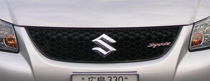 SX4セダンスズキ純正 08年1.5ヘリーハンセンリミテッド用ラジエーターグリルの単体画像