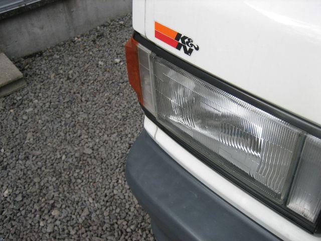 ライトエーストラック純正 純正初期ライトエースガラス製ヘッドライトの単体画像