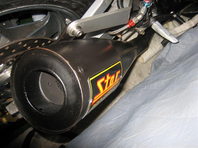750Turboワンオフ スターレーシングの単体画像