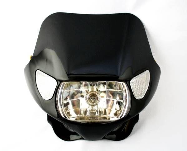 ベンリィ CL50? ウインカー付マスク 汎用の単体画像