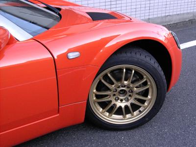スピードスターVOLK RACING RAYS RE30の単体画像