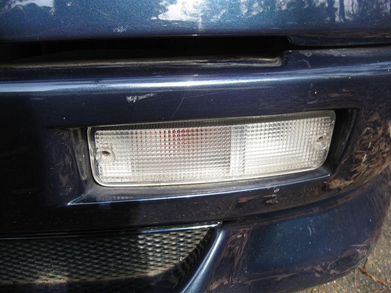 オーテック ザガート ステルビオ不明 13シリーズ用フロントクリアウィンカーの単体画像