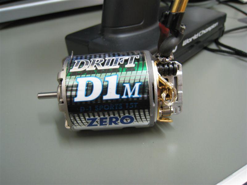 ヨコモ YM-D1M D1M(15T)モーター
