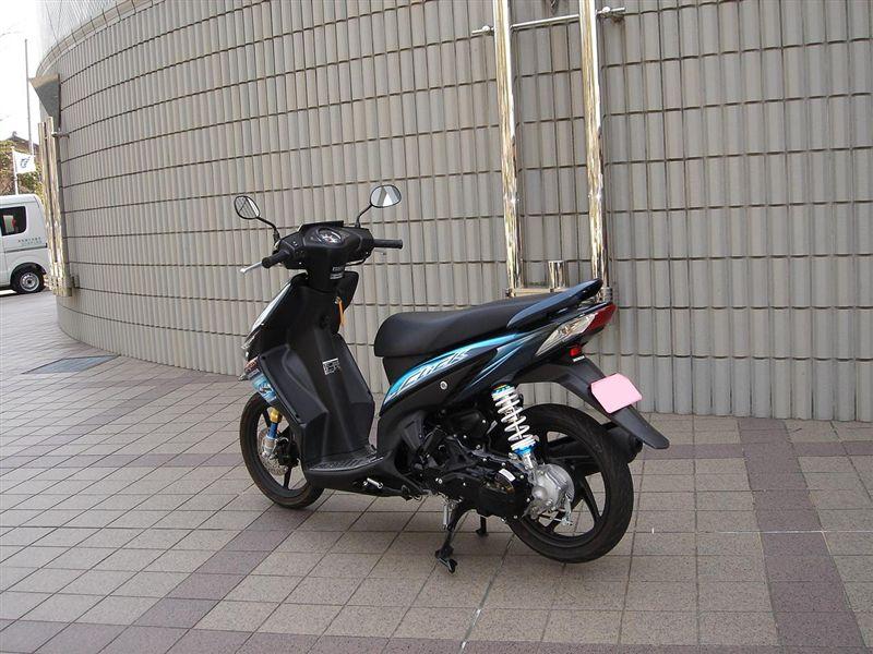 GAZI スクーター用リヤショック