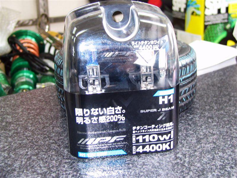 IPF SUPER J BEAM Ti 4400K H1