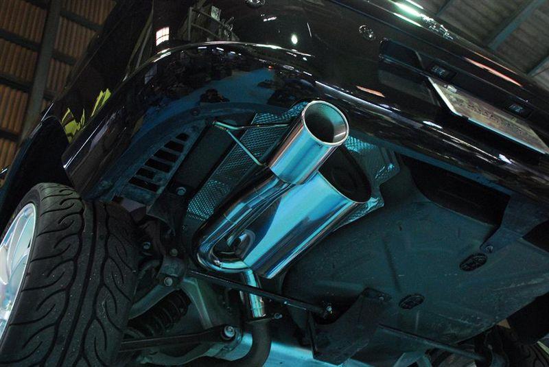 407 セダンARQRAY ステンレスシリーズの単体画像
