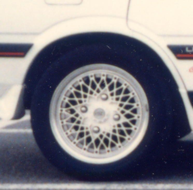 レオーネSSR リバースメッシュ (ホワイト) 6J-15 PCD140【特注】の単体画像