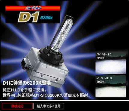 B3 BiTurbo クーペPIAA コバルト6200Kの単体画像