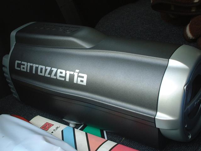 carrozzeria TS-WX105A