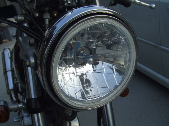 SR500不明 リフレクターの単体画像