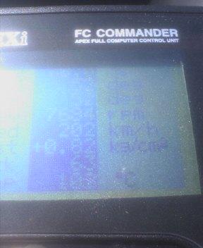 アペックス パワーFC & FCコマンダー