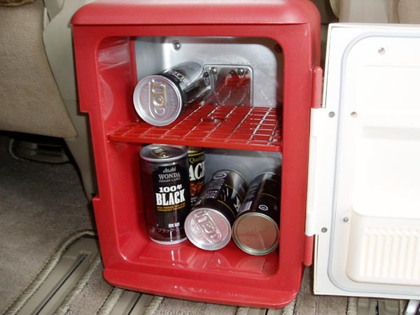 カーステン 2電源式温冷蔵庫CS-2