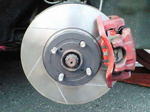 DIXCEL SD スリットディスクローター