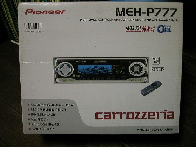 carrozzeria MEH-P777