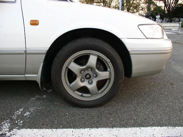 グラシアワゴン日産純正品の流用 スカイラインR32タイプMの単体画像