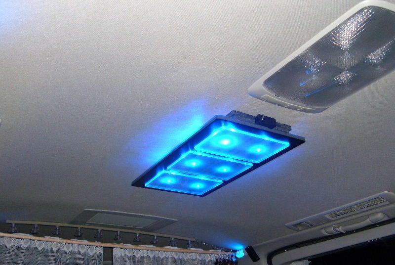 自作 100均LEDインテリアパネル のパーツレビュー