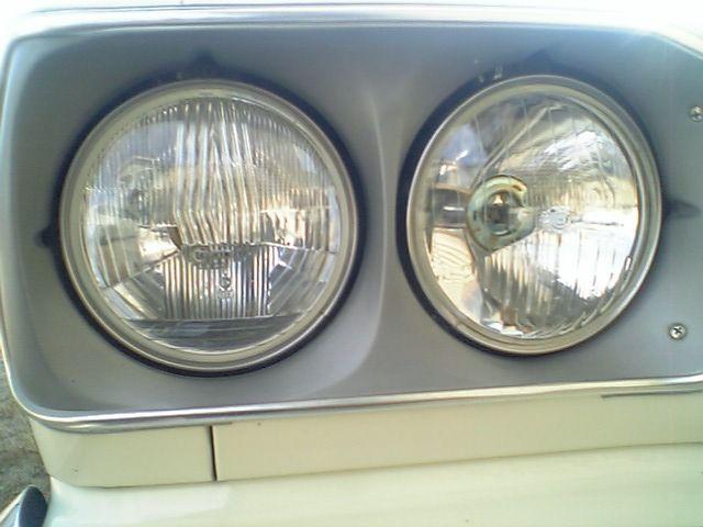 コスモCIBIE 4灯丸形ヘッドランプ&ハイパーキットの単体画像
