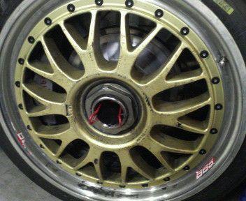 ディアブロBBS Racing GTⅡの単体画像
