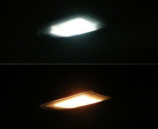 FluxLED  9連 レガシィ BH5・BP5 リアトランク 室内灯