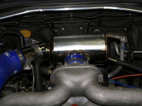 FLATT RACING DIV インテークチャンバー for 2.0R