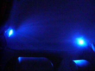 Initial_H仕様 LEDルームランプ