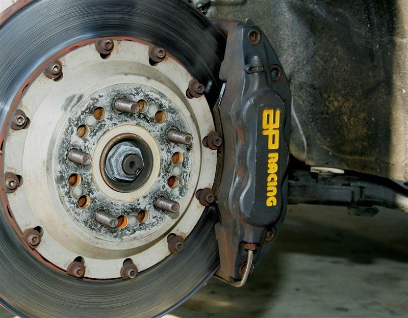 AP RACING CP7040 6 Piston Brake Caliper