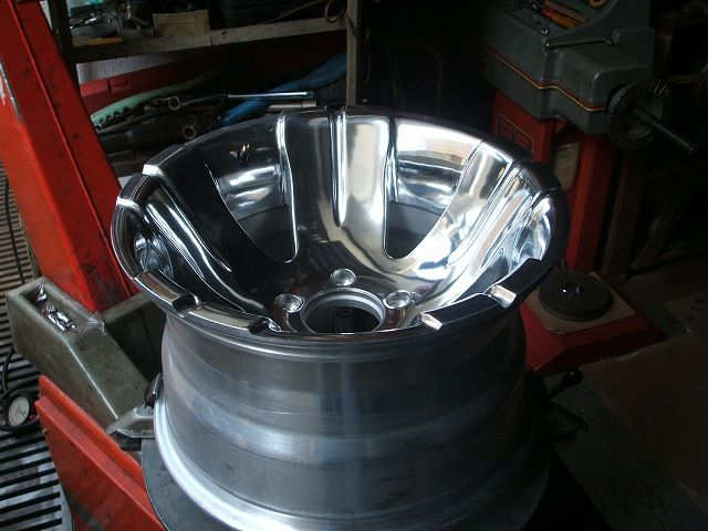 F150ION ALLOY STYLE 138 の単体画像