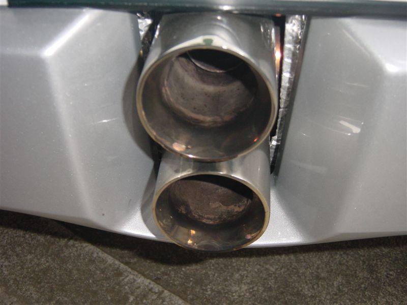 スピードスターミルテーク マフラーの単体画像