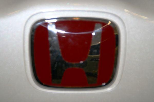 ホンダ純正部品 75701S6MZ01(リア赤エンブレム)