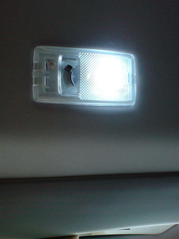 ノーブランド LED9連カーゴランプ