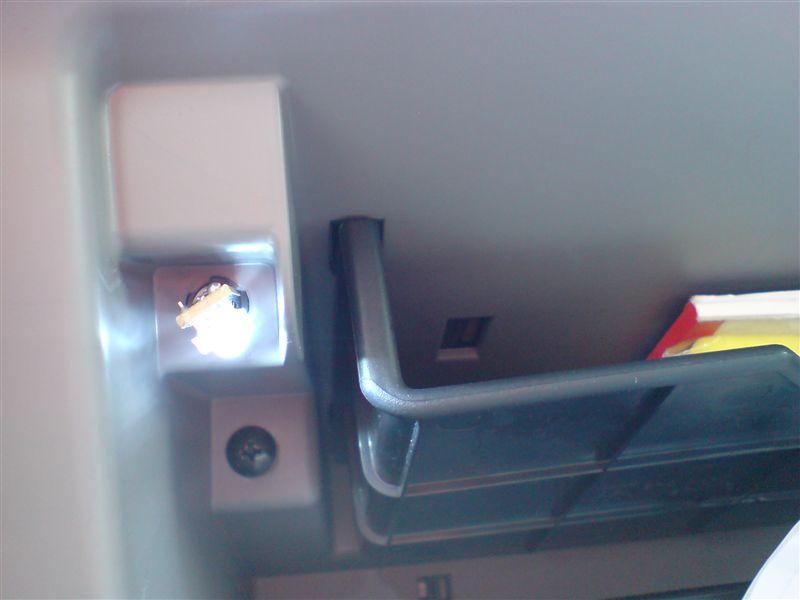 ノーブランド LED グローブボックス用