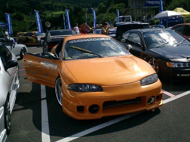エクリプスvis Racing E.V.O Front Bumperの単体画像