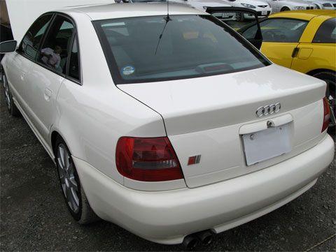 Audi S4(B5型)