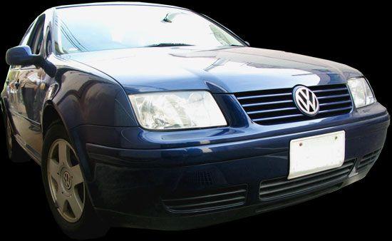 VW BORA (GH-1JAZJ)