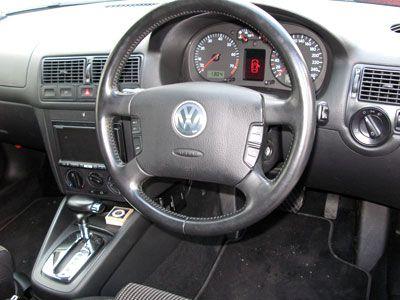 VW ゴルフIV Golf4 GLi 内装