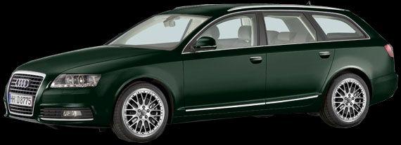 Audi A6 Avant 2.8 FSI quattro (C6)