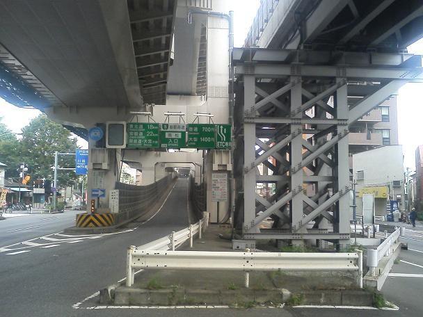 たろう99のフォトギャラリー「2006/10/13時点 首都高中央環状新宿線 ...