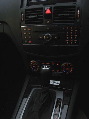 Mercedes-Benz C 200 KOMPRESSOR AVANTGARDE内装