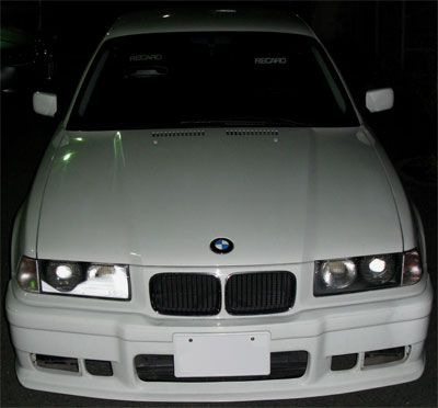 BMW E36 318is 写真
