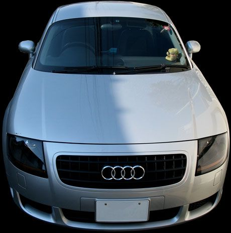 Audi TT Coupe S-line Limited (GH-8NBVR)
