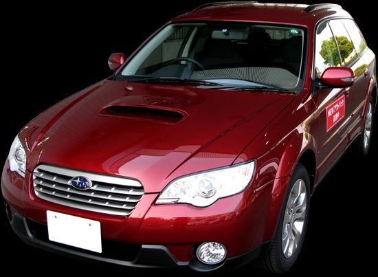 Subaru Outback 2.5XT (BPH)