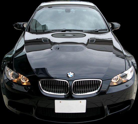 BMW E92 M3正面