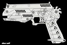 男の工作~フルメタルR.B.GUN製作~[1]