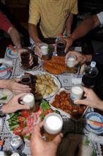 20080823真夏の松島基地航空祭オフ前夜祭宴会オフ開催♪080823(^^