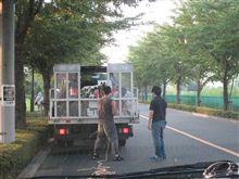 K4GP 2008 ~初日 移動編~