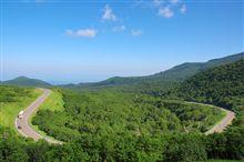 北海道NO1の絶景ワインディングロード