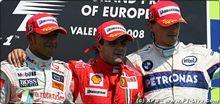 F1 第12戦 ヨーロッパGP