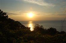 絵本の里けんぶち~もち米の里☆なよろ~日本海の夕景♪