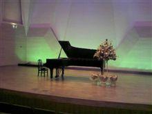 10年目のピアノ発表会